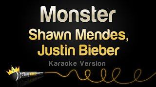 Download Shawn Mendes, Justin Bieber - Monster (Karaoke Version)
