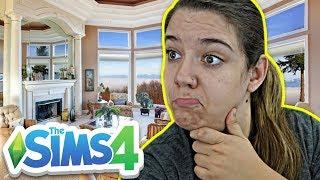 REFORMEI O QUARTO DA NOSSA FILHA!! - The Sims 4 | Malena0202