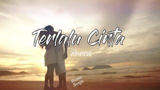 Download lagu Terlalu Cinta - Rossa ( Lirik ) Cover by Michele Tea