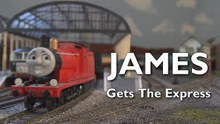 James Gets The Express