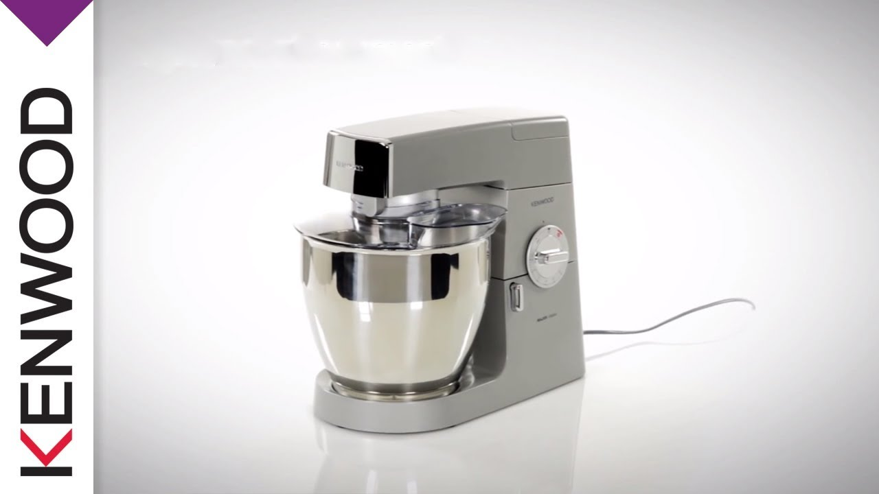 Kenwood Major Classic Kitchen Machine | Introduction