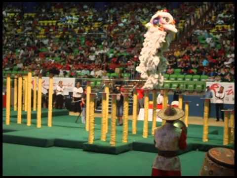 Cambodia Poipet City Khuan Loke Dragon & Lion Dance World Championship 2014