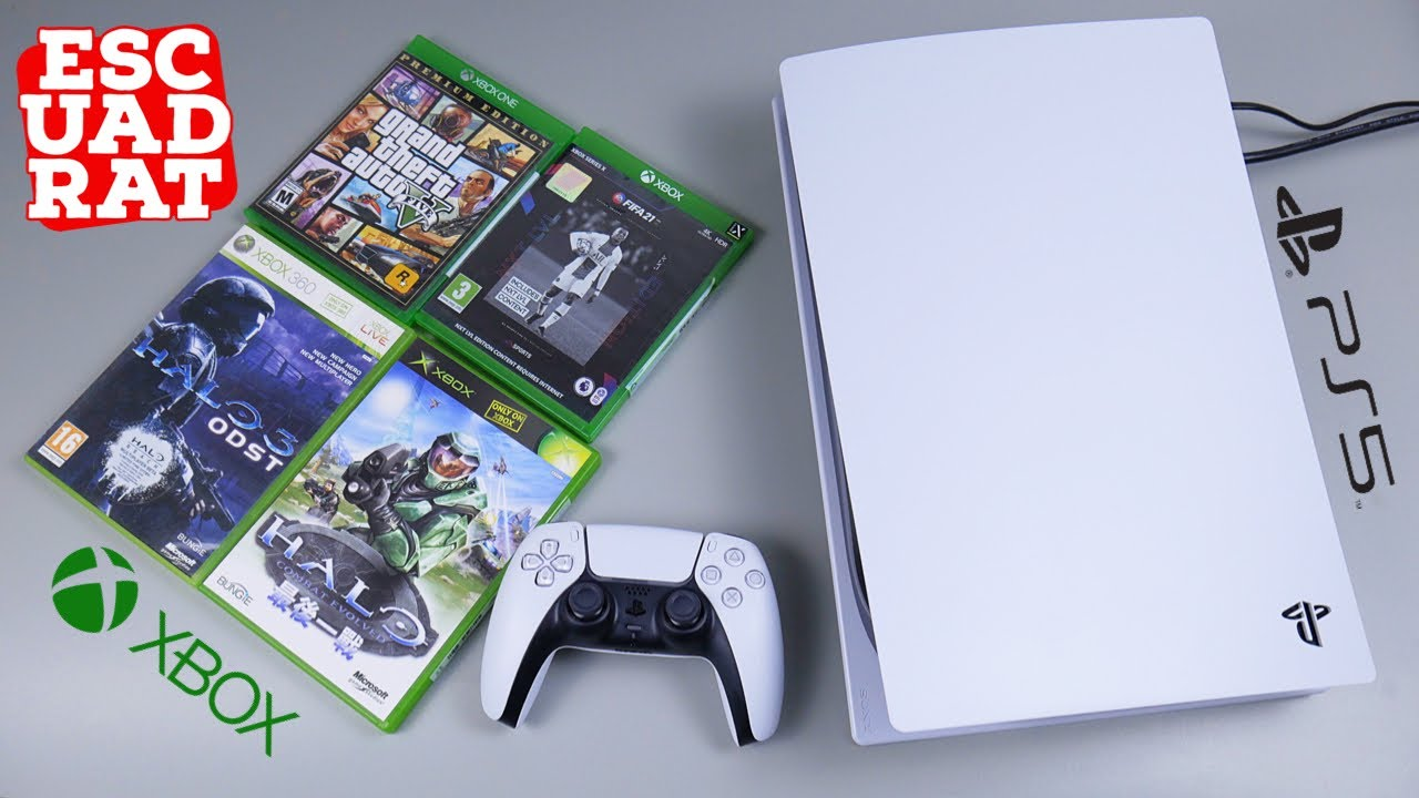 Masukin Disc Game Xbox ke PS5, Xbox Classic-Xbox 360-Xbox One-Xbox Series. Apakah yang akan terjadi?