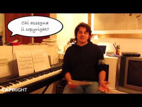 Che cos'è il copyright - diritto d'autore per tutti (capiRIGHT #1)