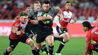 Previewing Super Rugby Final 2018 - Crusaders v Lions