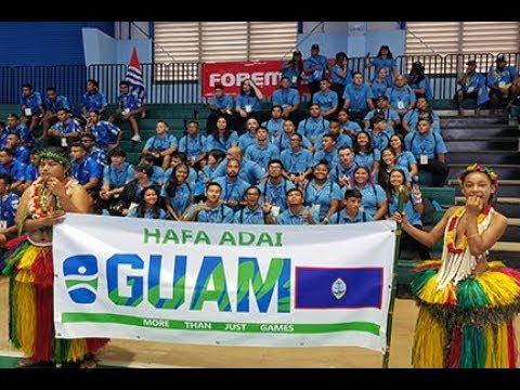 2018 Micro Games - Team Guam