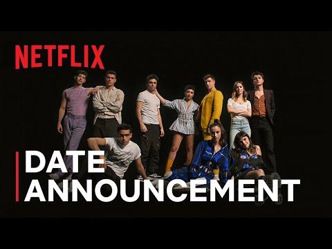 Elite: Season 4 | Date Announcement | Netflix