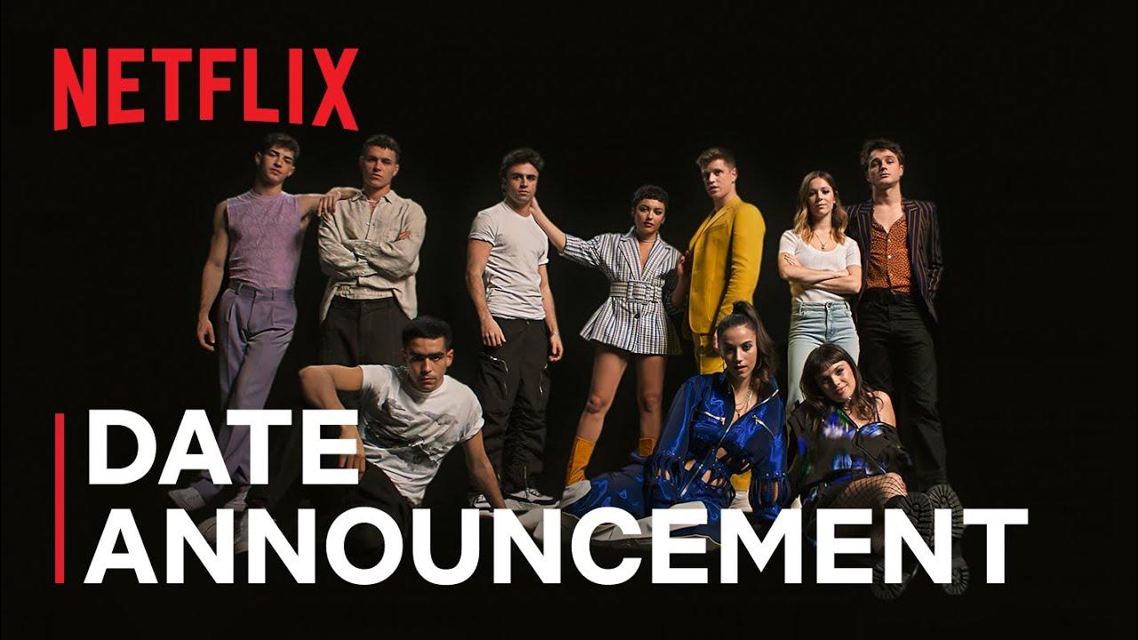 Download Elite: Season 4 | Date Announcement | Netflix