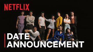 Elite: Season 4 | Date Announcement | Netflix