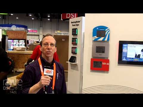 DSE 2015: Visix Exhibits their Electronic Paper Signs in Booth 1437