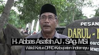 Wakil Ketua II DPRD Ucapan Selamat Adipura ke 10 Kab Indramayu