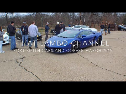 Fort Smith Cars and Coffee March 2019 Meet