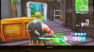 Gettin wrecked on Fortnite