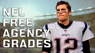NFL free agency grades with Bill Barnwell, Mike Golic Jr., and Jason Fitz