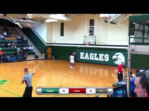 Men's Basketball EMCC @ Meridian Community College