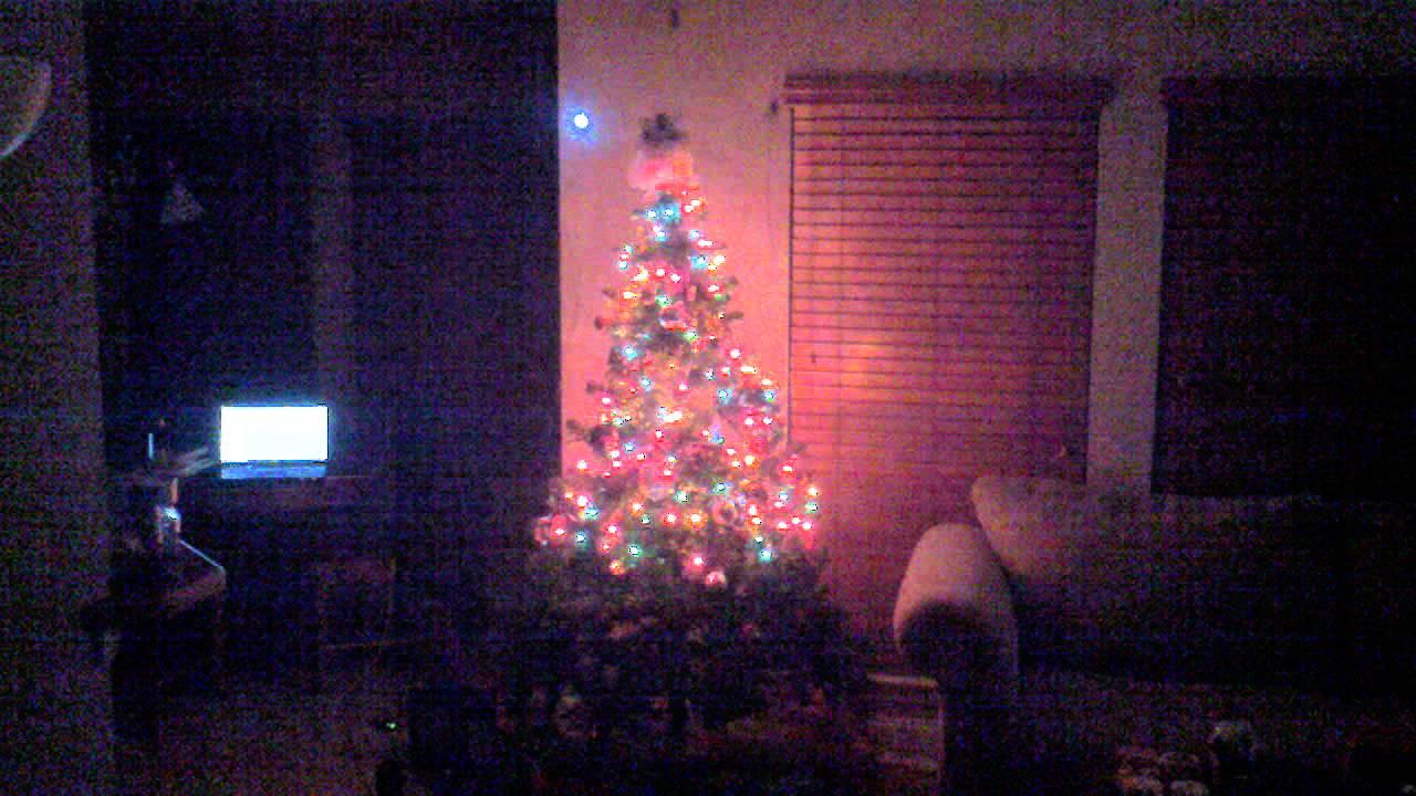 How To String Lights On A Mega Tree : Arduino Mega: Christmas Tree Light Show - YouTube