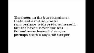 """Insomnia,"" by Elizabeth Bishop"
