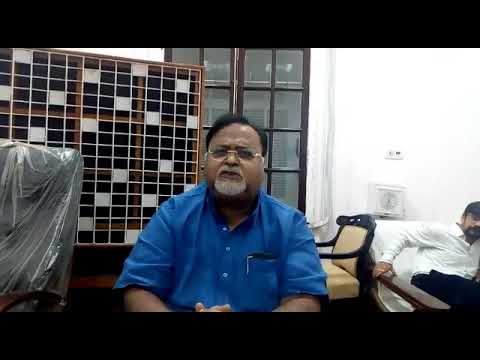 "Partha Chatterjee meets CUTAB today on demand""equal pay on equal work "" for WBPTT"