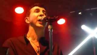 "Marc Almond ""Darker Times"" The Trades Club Hebdenbridge April 15th 2015"