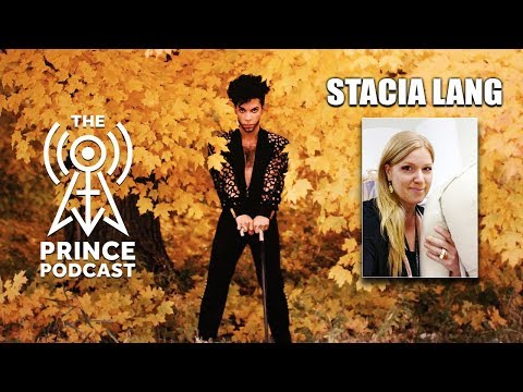 Stacia Lang: Designing outfits for Prince and the NPG