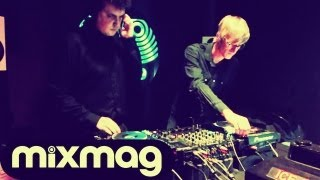 Simian Mobile Disco and South London Ordnance techno DJ sets in The Lab LDN