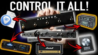Control ALL Your Musical Devices   Xsonic Airstep Foot Controller