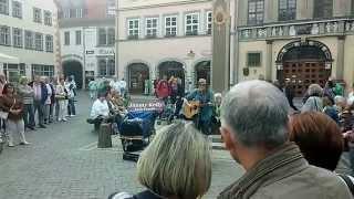 Krämerbrückenfest 2014, Erfurt, Jimmy Kelly