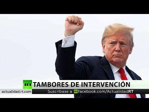 Crecen los rumores de una posible intervención militar en Venezuela (NOTICIERO 29.01.2019)