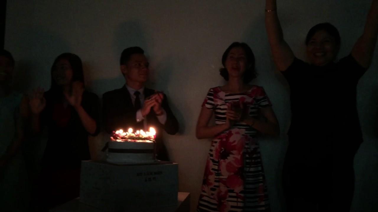Happy Birthday Thủ Lĩnh Vision Tháng 05/2017 .