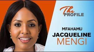 PROFILE: Historia ya 'Jacqueline Mengi' , Muziki, Mapenzi, Uyatima!!