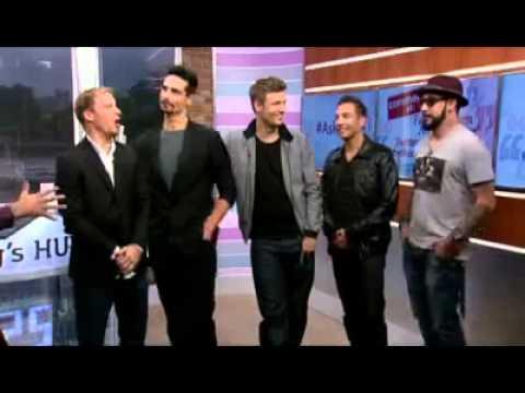 Backstreet Boys on This Morning Interview - ITV