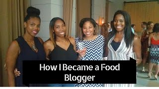 Faq's: how i became a food blogger + tips