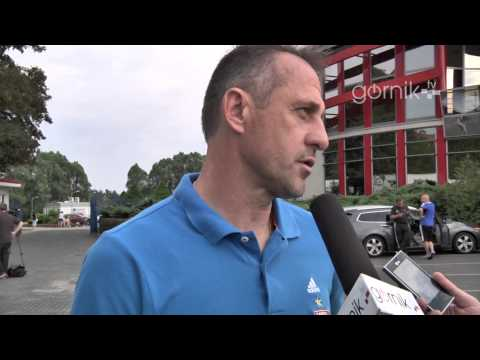 Robert Warzycha o meczu z Lechią Gdańsk (05.07.2014)