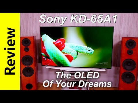 Sony KD-65A1 | how is any further improvement even possible?