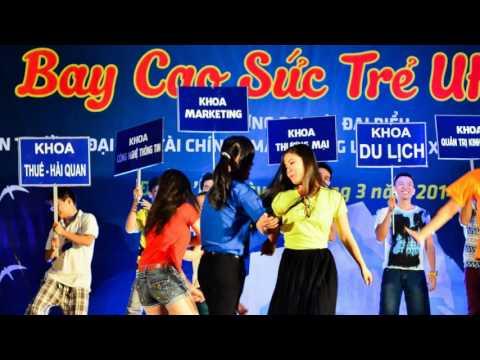 Hội trại truyền thống UFM 2014 - Khu du lịch Đamb