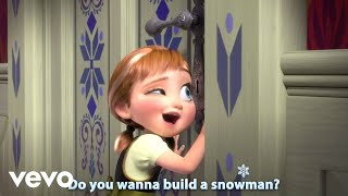 Do You Want to Build a Snowman (From Frozen/Sing-Along)