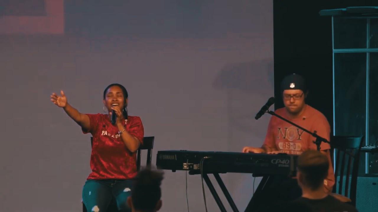 "Psalm Bird ""Spontaneous - Draw Us"" (Worship Clip)"