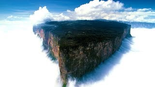 10 Incríveis Mundos Perdidos no Nosso Planeta