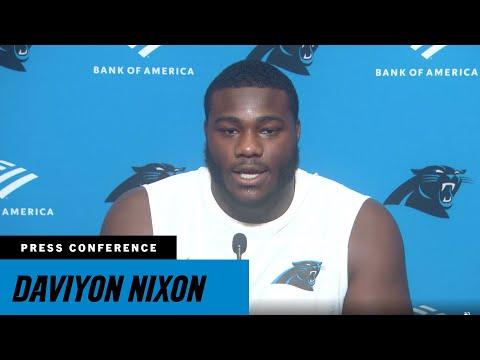Daviyon Nixon explains