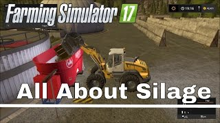 FS 17 Selling Silage at Biogas