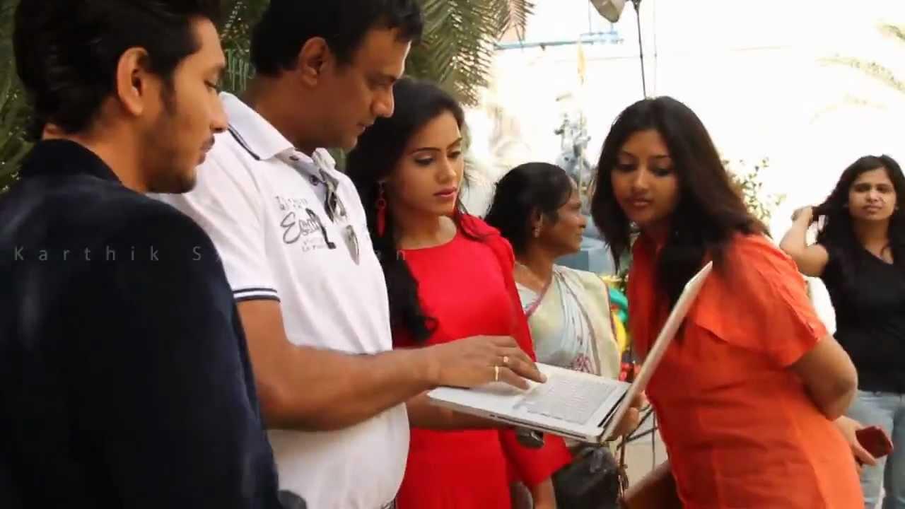Gautham Karthik Photo Shoot - VIDEO