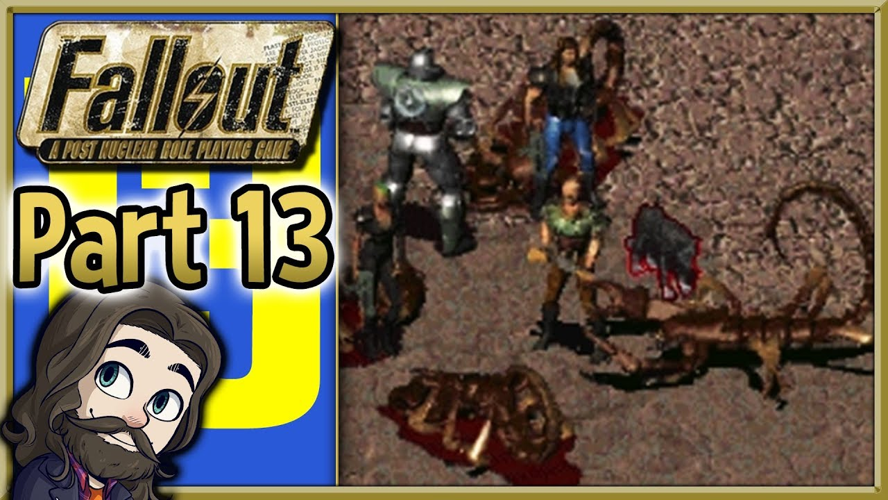 Wrap Up Fallout 1 Gameplay Part 13 Let S Play