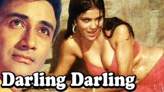 Darling Darling | Bollywood Romantic Movie | Zeenat Aman | Dev Anand