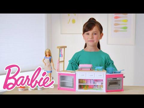 Barbie® Ultimate Kitchen Demo | Barbie