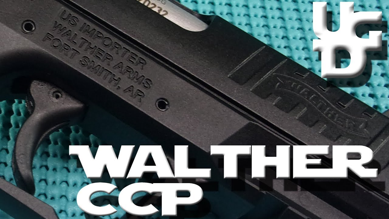 Walther Ccp 1st Look 9mm Review My Girly Hands Are Falling In Love