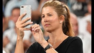 Roger Federer wife Who is Mirka Federer Where did they meet How many children
