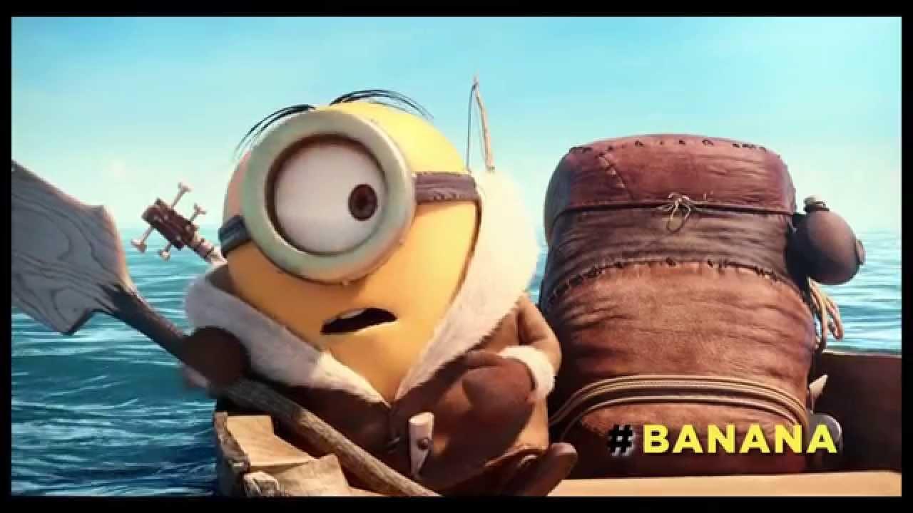 Minions Banana Youtube