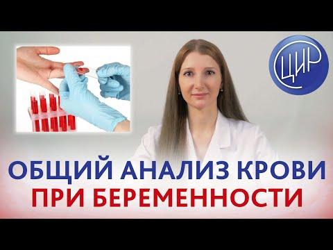 Общий анализ крови при беременности. Отличие показателей анализа крови при беременности и вне её.