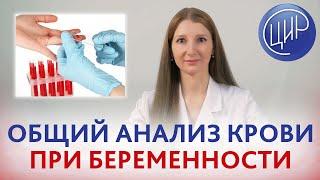 общий анализ крови при беременности. Отличие показателей анализа крови при беременности и вне её
