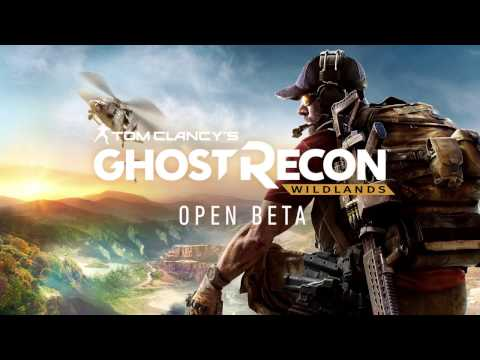 Ghost Recon Wildlands: Open Beta Intro & Countdown [PS4]